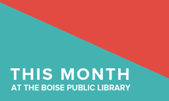 Boise Public Library Newsletter