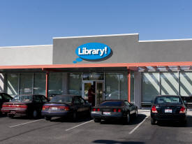 Photo of Library! at Collister Exterior